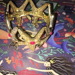 Lilly Pulitzer Stretchable Starfish Bracelet